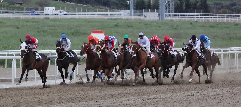 Πέντε ελληνικές ιπποδρομίες το Σάββατο 9 Απριλίου