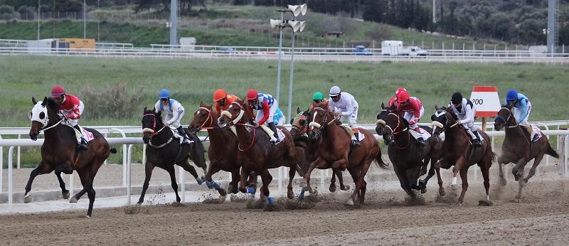 Πέντε ελληνικές ιπποδρομίες την Τετάρτη 8 Ιουνίου