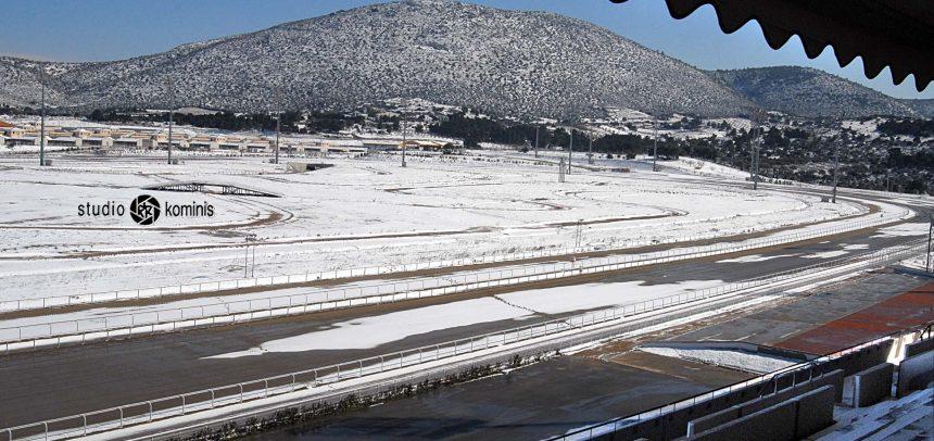 Το χιόνι άργησε… εννέα χρόνια