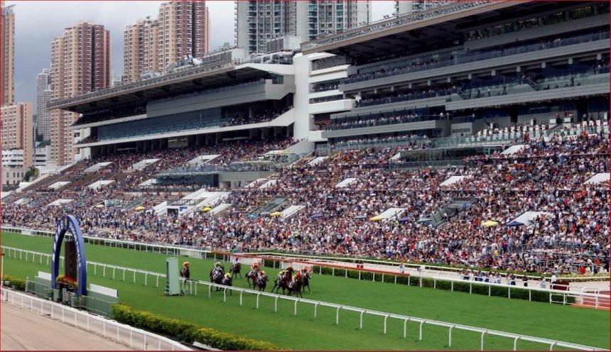 Τεράστια ποσά παίζονται στις ιπποδρομίες του Χονγκ Κονγκ