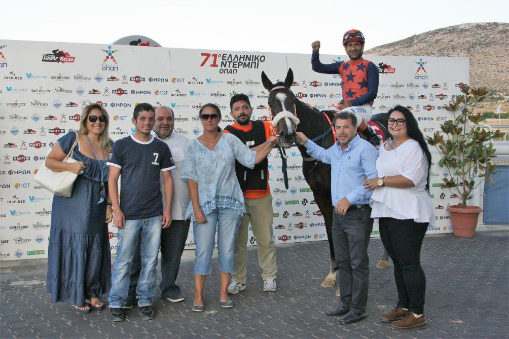 Αποτελέσματα, επιδόσεις, φώτο φίνις ελληνικών ιπποδρομιών Παρασκευής 22 Σεπτεμβρίου 2017 και δελτίο Ελλανοδικών (Νο 243 -248)