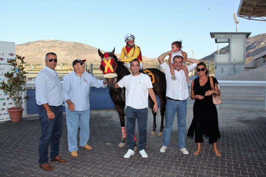 Αποτελέσματα, επιδόσεις, φώτο φίνις ελληνικών ιπποδρομιών Παρασκευής 01 Σεπτεμβρίου 2017 και δελτίο Ελλανοδικών (Νο 224 -228)
