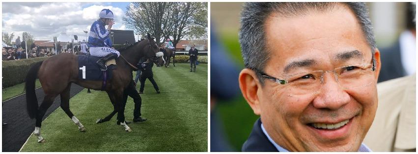 Ψέκασε το άλογο με αγιασμό ?