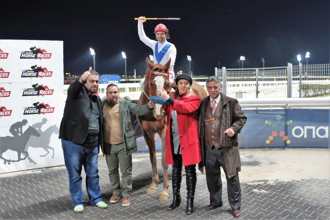 Αποτελέσματα, επιδόσεις, φώτο φίνις ελληνικών ιπποδρομιών Παρασκευής 26 Ιανουαρίου 2018 και δελτίο Ελλανοδικών (Νο 23 -28)