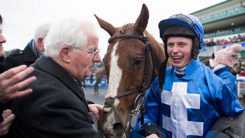 16χρονος με 13χρονο άλογο τον Ουαλικό Μαραθώνιο