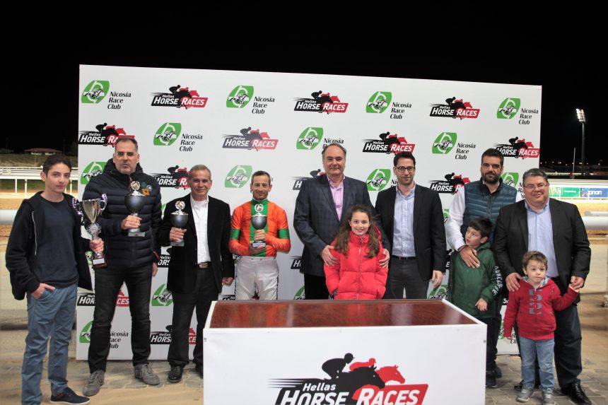Αποτελέσματα, επιδόσεις, φώτο φίνις ελληνικών ιπποδρομιών Παρασκευής 23 Μαρτίου 2018 και δελτίο Ελλανοδικών (Νο 78 -82)
