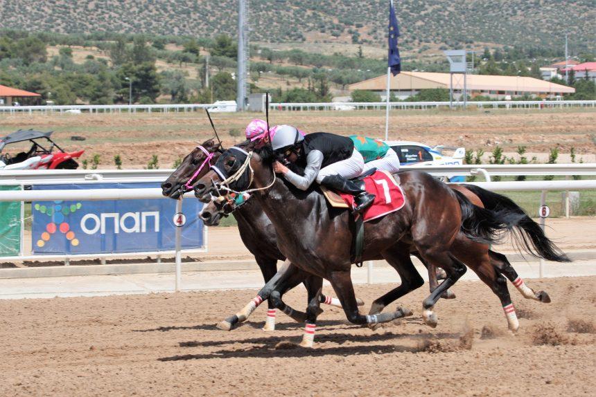 Κριτήριο Τριετών και οκτώ συνολικά ελληνικές ιπποδρομίες την Παρασκευή 8 Ιουνίου