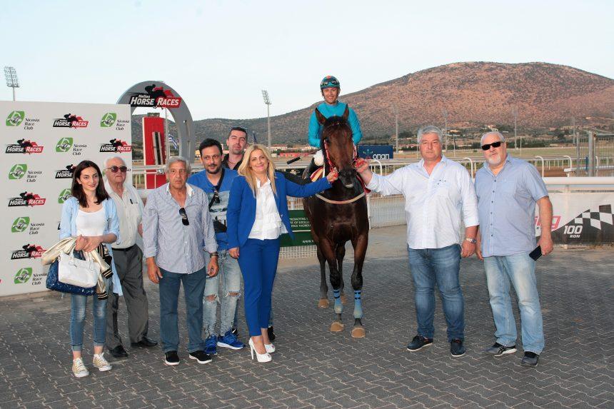 Αποτελέσματα, επιδόσεις, φώτο φίνις ελληνικών ιπποδρομιών Παρασκευής 25 Μαίου 2018 και δελτίο Ελλανοδικών (Νο 138 -144)