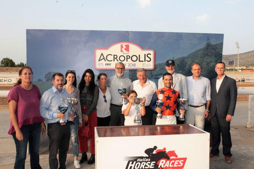 Αποτελέσματα, επιδόσεις, φώτο φίνις ελληνικών ιπποδρομιών Παρασκευής 08 Ιουνίου 2018 και δελτίο Ελλανοδικών (Νο 150 -157)