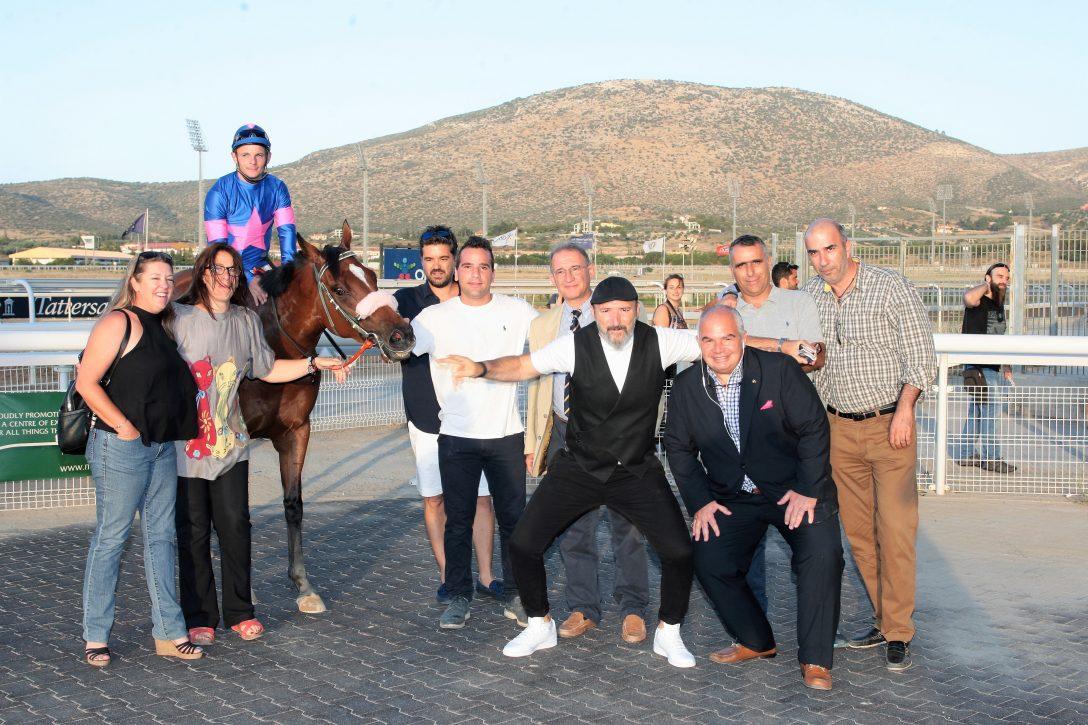 Αποτελέσματα, επιδόσεις, φώτο φίνις ελληνικών ιπποδρομιών Παρασκευής 15 Ιουνίου 2018 και δελτίο Ελλανοδικών (Νο 158 -165)