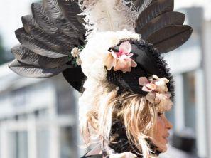 Το Royal Ascot της μόδας και των εκκεντρικών εμφανίσεων (photos)